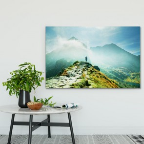 Πίνακας Ζωγραφικής  Mountain View - Decotek 180985