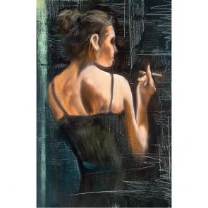 Πίνακας Ζωγραφικής  Mystery Woman – Decotek 180992