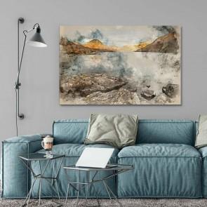 Πίνακας Ζωγραφικής Nature's Oil Painting - Decotek 180997
