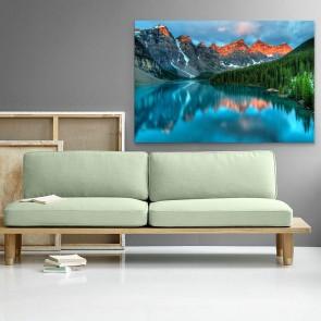 Πίνακας Ζωγραφικής Nature's Oil Reflections - Decotek 180999