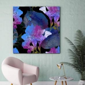Πίνακας Ζωγραφικής Pink and Purple Anemones - Decotek 181023
