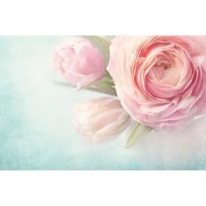 Πίνακας Ζωγραφικής Pink Flower - Decotek 181025