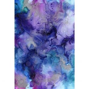 Πίνακας Ζωγραφικής Purple Ink Clouds – Decotek 181035