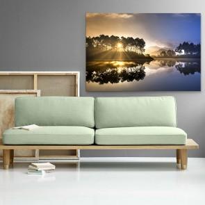 Πίνακας Ζωγραφικής Reflections in the Lake - Decotek 181040