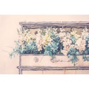 Πίνακας Ζωγραφικής Retro Flowers - Decotek 181044