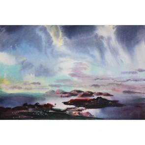Πίνακας Ζωγραφικής Sky Painting - Decotek 181058