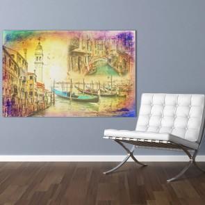 Πίνακας Ζωγραφικής Venice Collage - Decotek 181097