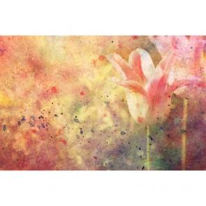 Πίνακας Ζωγραφικής Watercolor Tulips - Decotek 181102