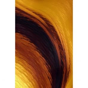 Πίνακας Ζωγραφικής Yellow Abstract Texture – Decotek 181121