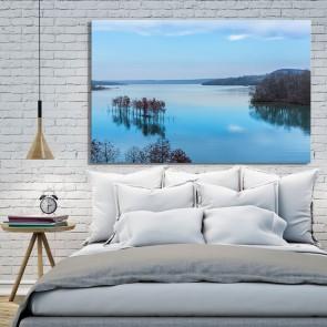 Πίνακας Ζωγραφικής Calm Lake - Decotek 190883
