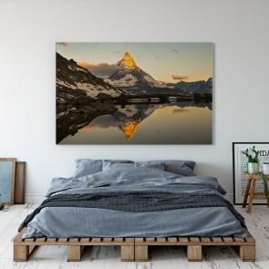 Πίνακας Ζωγραφικής Cervin Zermatt - Decotek 190888