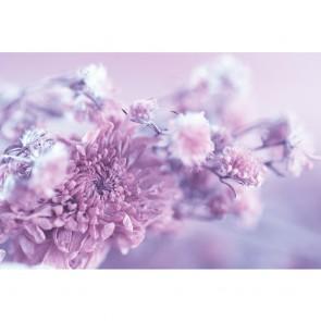 Πίνακας Ζωγραφικής Vintage Pink Flowers - Decotek 191139