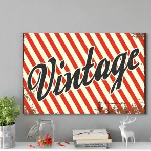 Πίνακας Ζωγραφικής Vintage Sign - Decotek 191140