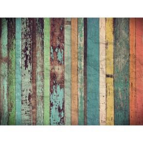 Πίνακας Ζωγραφικής Wood Grunge Texture - Decotek 191271