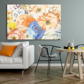 Πίνακας Ζωγραφικής Pale Flower Combination - Decotek 191283