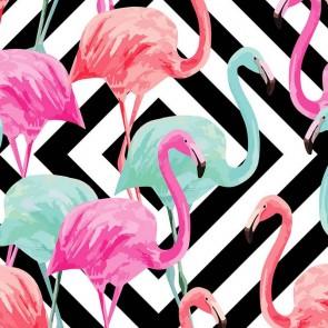 Πίνακας Ζωγραφικής Flamingo Party - Decotek 16239