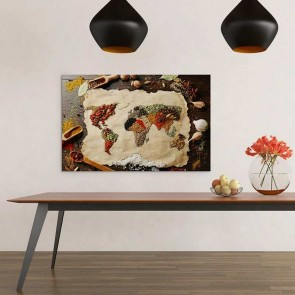 Πίνακας Ζωγραφικής Spicy World - Decotek 16256