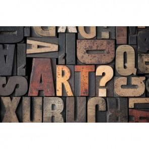 Πίνακας Ζωγραφικής Letters - Decotek 16264