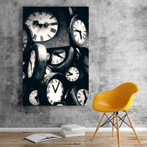 Πίνακας Ζωγραφικής Clocks - Decotek 16104