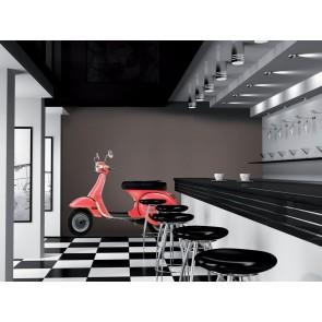 Αυτοκόλλητο Τοίχου SCOOTER - Decotek SCOOTER-D-001