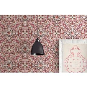 Ταπετσαρία Τοίχου Μωσαϊκό - Rasch Textil, Restored - Decotek 024043