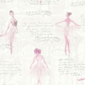 Εφηβική Ταπετσαρία Τοίχου Γράμματα - Decotek 11461