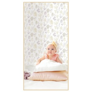 Παιδική Ταπετσαρία Τοίχου Φλοράλ – Parato, Mondo Baby – Decotek 13004