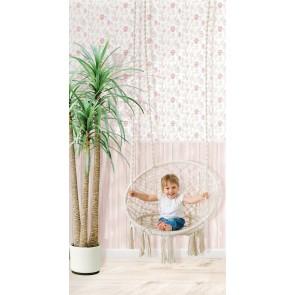 Παιδική Ταπετσαρία Τοίχου Φλοράλ – Parato, Mondo Baby – Decotek 13005