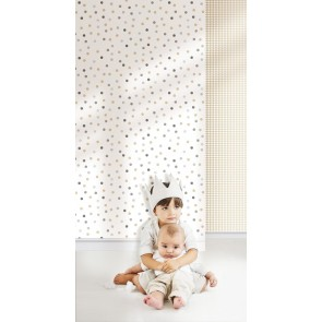 Παιδική Ταπετσαρία Τοίχου Πουά  – Parato, Mondo Baby – Decotek 13024