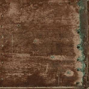 Ταπετσαρία Τοίχου Μέταλλο - Rasch Textil, Vintage Rules - Decotek 138221