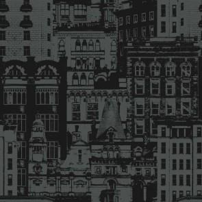 Ταπετσαρία Τοίχου Πόλη - Rasch Textil, Vintage Rules - Decotek 138227