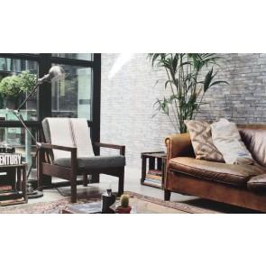 Ταπετσαρία Τοίχου Τούβλο - Rasch Textil, Vintage Rules - Decotek 138242