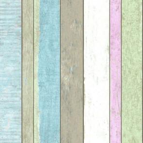 Ταπετσαρία Τοίχου Ξύλο -Rasch Textil, Vintage Rules - Decotek 138249