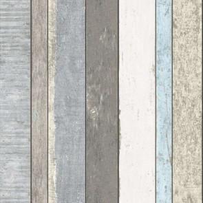 Ταπετσαρία Τοίχου Ξύλο -Rasch Textil, Vintage Rules - Decotek 138250
