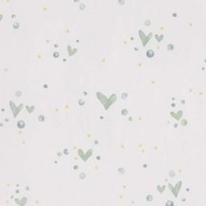 Ταπετσαρία Τοίχου Καρδιές - Bn International, #Smalltalk - Decotek 219232