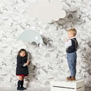 Ταπετσαρία Τοίχου Σύννεφα - Bn International, #Smalltalk - Decotek 219264