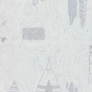 Ταπετσαρία Τοίχου Ινδιάνικο Σχέδιο - Bn International, #Smalltalk - Decotek 219320