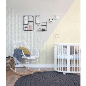Ταπετσαρία Τοίχου Γεωμετρικά Σχέδια - Rasch, Bambino 18 - Decotek 249156