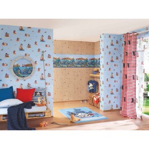 Παιδική Ταπετσαρία Τοίχου - Rasch, Villa Coppenrath 2 - Decotek 289602