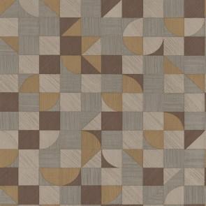 Μοντέρνα Ταπετσαρία Τοίχου Ξύλινο Γεωμετρικό Μοτίβο  – Parato, Materika – Decotek 29917