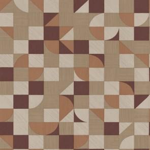 Μοντέρνα Ταπετσαρία Τοίχου Ξύλινο Γεωμετρικό Μοτίβο  – Parato, Materika – Decotek 29918