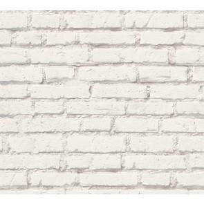 Ταπετσαρία Τοίχου Τούβλο - AS Creation, Best of Wood 'n' Stone - Decotek 319431
