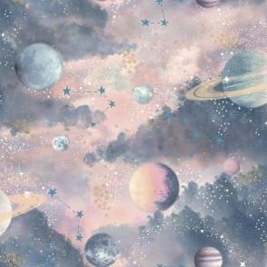 Ταπετσαρία Τοίχου Διάστημα - Decotek 32546