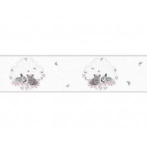 Παιδική Μπορντούρα Τοίχου Ζωάκια – AS Creation, Little Stars – Decotek 355672