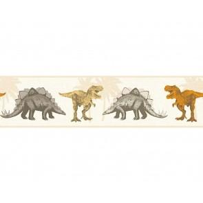 Παιδική Μπορντούρα Τοίχου Άγρια Ζώα – AS Creation, Little Stars – Decotek 358362