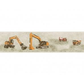 Παιδική Μπορντούρα Τοίχου Φαγάνες  – AS Creation, Little Stars – Decotek 358712