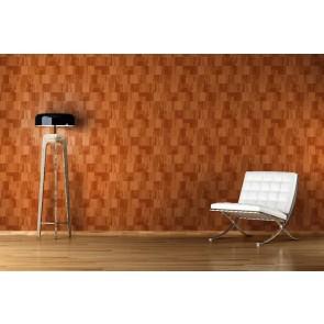 Ταπετσαρία Τοίχου Γεωμετρικά Σχήματα – Living Walls, Titanium 2 – Decotek 360023