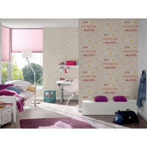 Ταπετσαρία Τοίχου For The Flamingo Dance - Living Walls Cozz - Decotek 362932