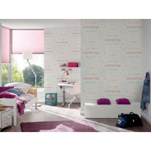 Ταπετσαρία Τοίχου For The Flamingo Dance - Living Walls Cozz - Decotek 362933