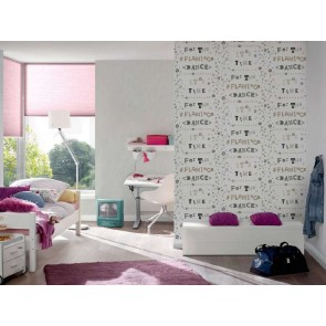 Ταπετσαρία Τοίχου For The Flamingo Dance - Living Walls Cozz - Decotek 362934